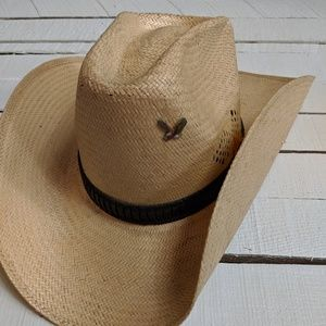 Vintage Stetson Cowboy Hat (6 7/8)